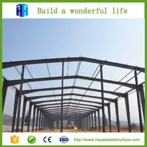 Low Cost Steel Structure Design Poultry Farm Shed Warehouse Construction