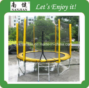 10ft Trampoline Bed for Adult with GS CE Certificates pictures & photos