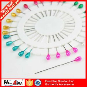 Top Quality Control Cheaper Long Needle Lapel Pin pictures & photos