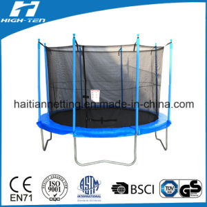 12FT Cheap Trampoline with Safety Net