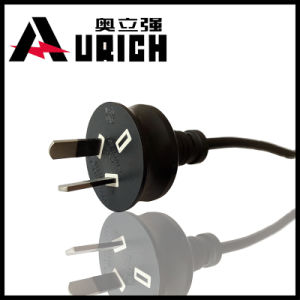 Australia Two Pins Power Cord SAA Approved for Plug