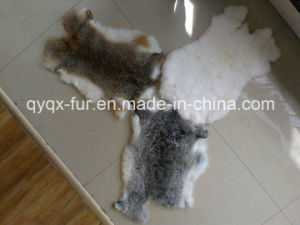 Factory Direct Supply Thick and Soft 100% Real Rabbit Skin for Garments
