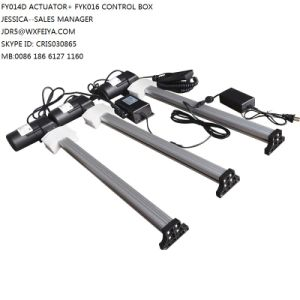 DC Linear  Actuator 12V or 24V 330mm Stroke 1500N 20mm/s for recliner chair, massage,sofa parts (FY014) pictures & photos