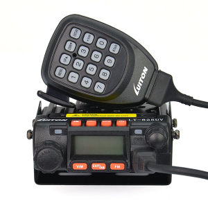 Small Size 25watts Mobile Radio Lt-825UV Car Shaped Radio pictures & photos