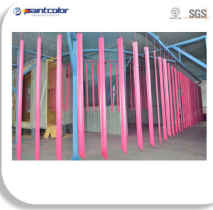 Color Easy Changed Automatic Powder Coating Line pictures & photos