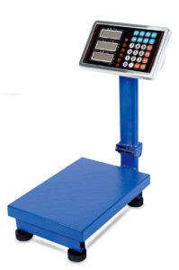 Electronic High Quantity Platform Scale (DH-60AE) pictures & photos