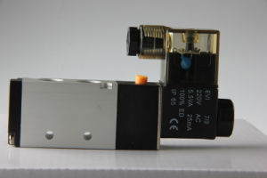Directional Solenoid Valve, Pneumatic Valve, Air Valve pictures & photos