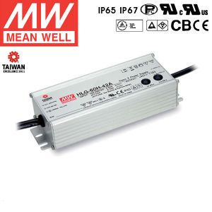 Meanwell LED Power Supply Hlg-60h-36A