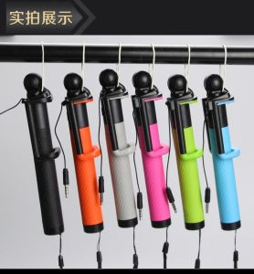 Selfie Stick Wired Connect Monopod Private Mould Hot Selling Model D12s