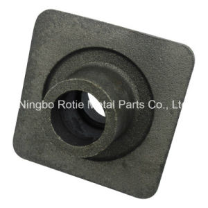 Black Oxide Casting Metal Parts Machine Part pictures & photos