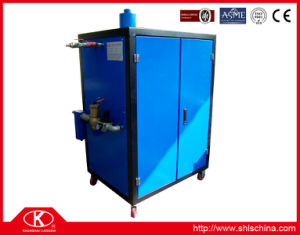 Pneumatic/Electric Recycling Pressure Type Blasting Machine