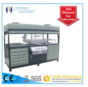 Chocolate Tray Plastic Tray Molding, Tray Blister Machine, Ce Approved