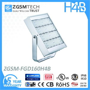 160W LED Flood Light Floodlight Lumiled Luxeon 3030 LED Chip pictures & photos