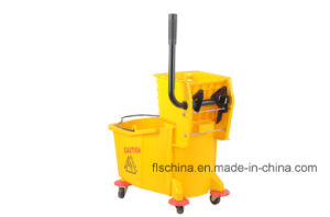 High Quality of 30L Plastic Mop Wringer pictures & photos