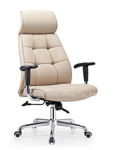 Modern Executive Boss Swivel Leather Ergonomic Office Chair (HF-A1535) pictures & photos