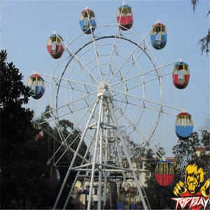 25m Basket-Style Ferris Wheel for Sale pictures & photos