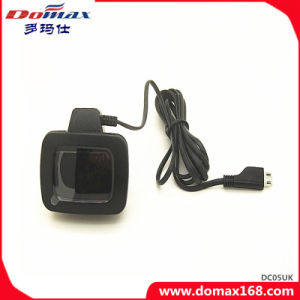 Mobile Phone UK Plug Wired Wall Charger for Samsung I9000 pictures & photos