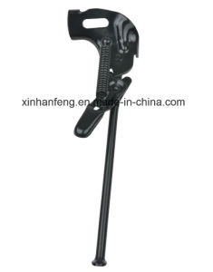 Bicycle Spare Parts Steel Bicycle Single Kickstand (HKS-036) pictures & photos