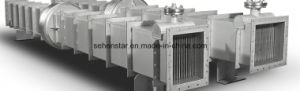 Waste Heat Recovery Heat Exchanger with CIP Washing System pictures & photos