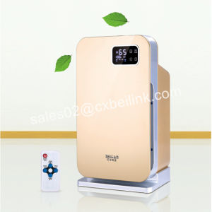 Smart Home Air Purifier, Air Cleaner with Remote Control