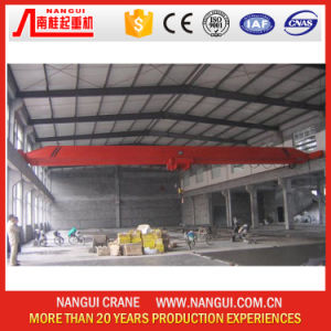 Wireless Remote Control Traveling Overhead Hoist Crane 5 Ton