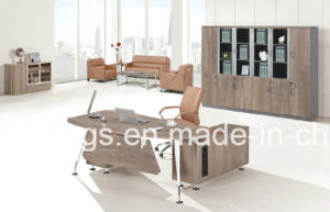 Special Table Top Melamine Manager Office Table