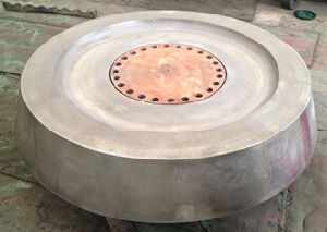 Rotary Kiln Thrust Roller Certified by BV, SGS, ISO9001: 2008 pictures & photos