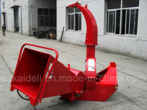 Self Feed 150mm Chipping Cpacity Wood Chipper for 35-80HP Tractor