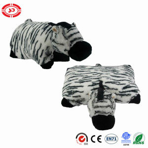 South Korea Plush Zebra Wholesale Made in China Pillow pictures & photos