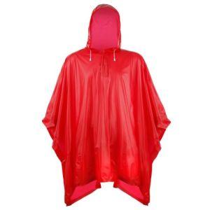 RAIN COAT HOODED PONCHO CAPE WATERPROOF LIGHTWEIGHT FESITVAL HIKING CAMPING PVC