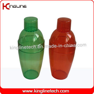 300ml plastic Cocktail shaker(KL-3042) pictures & photos