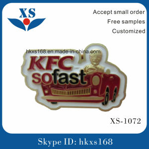 Best Quality Custom Made Metal Badge Manufacturers