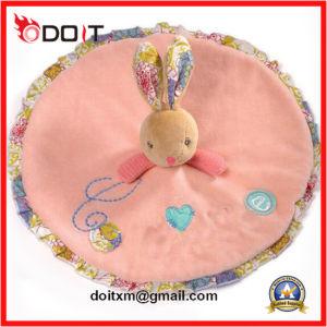 Custom Plush Baby Toy Plush Bunny Baby Blanket