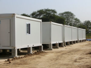 Africa Low Cost 20FT 40FT Flat Packed Container pictures & photos