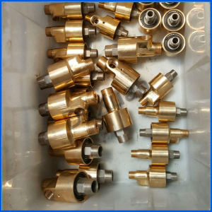 Brass Single Passage Factory Water China Rotary Coupling