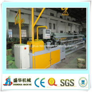 Full Automatic Chain Link Fence Machine/Chain Diamond Mesh Machine pictures & photos