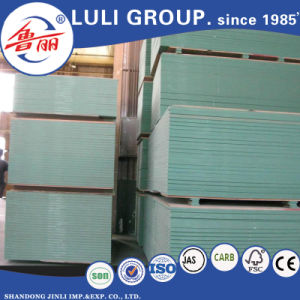 Green Color Water Proof MDF Board From Manufacturer pictures & photos