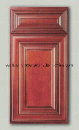Solid Wood Kitchen Cabinet Door (HLsw-3) pictures & photos