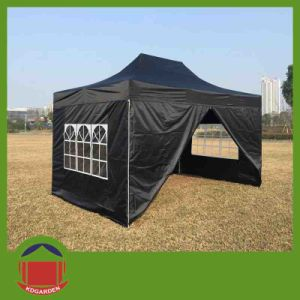 "3X3m (10""X10"") Steel Folding up Tent pictures & photos"