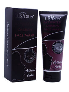 Lusidina Activated Carbon Face Mask Mud pictures & photos