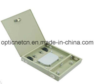 Telecommunication Equipment Fiber Optic Floor Splitter Distribution Box pictures & photos