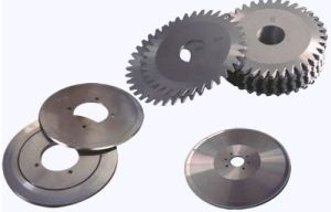 Round Blade for Rubber Cutting