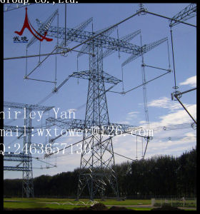 800kv Angle Steel Tower of Electric Power Transmission Line pictures & photos