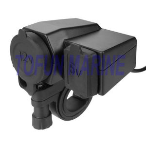 Waterproof USB Motor Charger (TFHXB001)