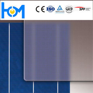 1643*986mm Tempered Glass Solar Panel Clear Glass for Solar Module pictures & photos