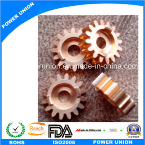 Brass Transmission Spur Gear for Industrial Printers pictures & photos