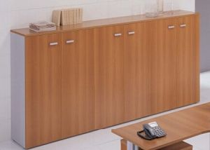 MFC Wooden Furniture Office Shelves Cabinets (DA-098)