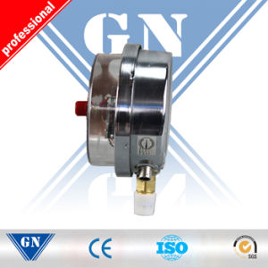 Cx-Pg-Sp Magnetic Electrical Contact Pressure Gauge (CX-PG-SP) pictures & photos