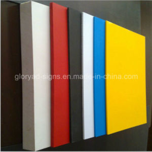 High Density White PVC Sheet for Indoor and Outdoor pictures & photos