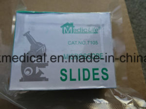 Lab Microscope Slides 7101, 7102, 7105, 7107, 7109--OEM pictures & photos